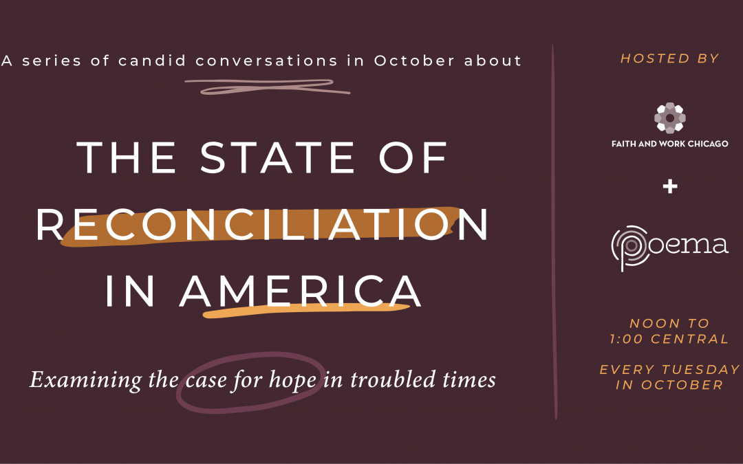 State of Reconciliation Conversations